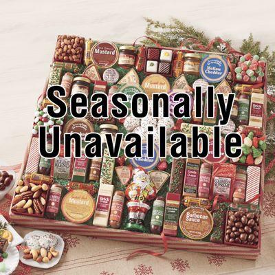 Santa's 77 Favorites Food Gift