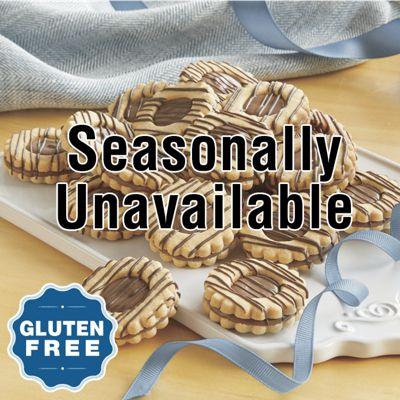 Gluten-Free Fancy Cookies