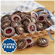 Gluten-Free Linzer Cookie Trio