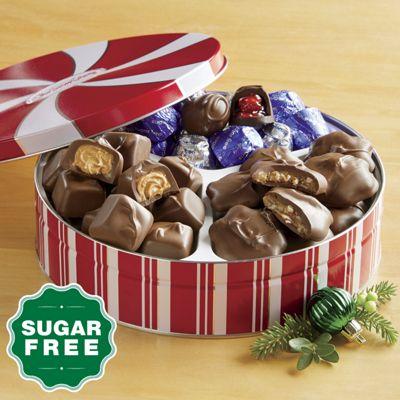 Sugar-Free Candy Trio