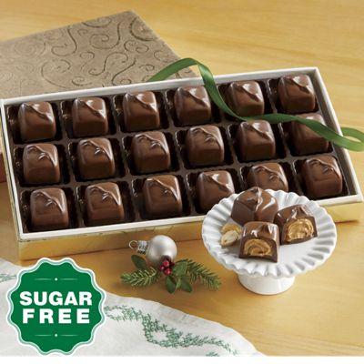 Sugar-Free Peanut Butter Truffles