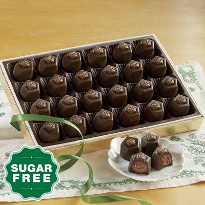 Sugar-Free Dark Truffles