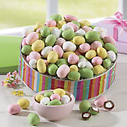 Easter Chocolate Marshmallow Eggs