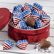Mini Flag Hearts Tin 2017