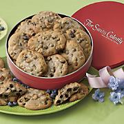 Blueberry Pecan Cookies