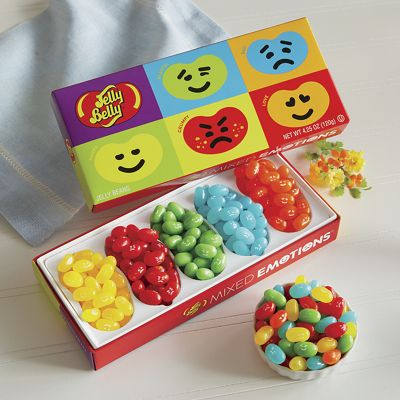 Jelly Belly<sup class='mark'>&reg;</sup> Mixed Emotions Jelly Beans