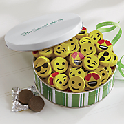 Emoji Chocolates