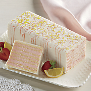 Strawberry Lemonade Dobosh Torte