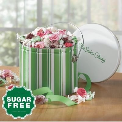 Sugar-Free Saltwater Taffy