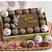 Easter Card with Truffles