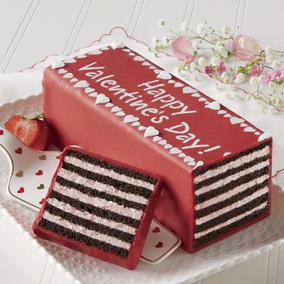 Happy Valentine's Day Torte