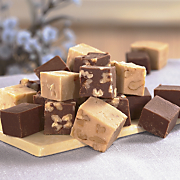 Old-Fashioned Fudge Trio