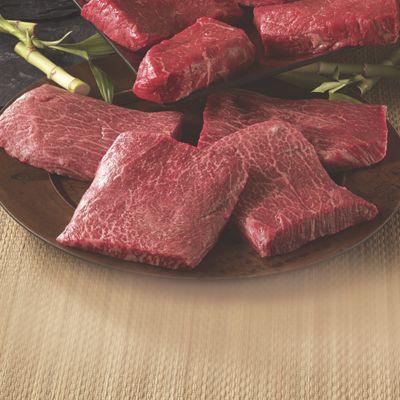 Kobe Style Flat Iron Steaks