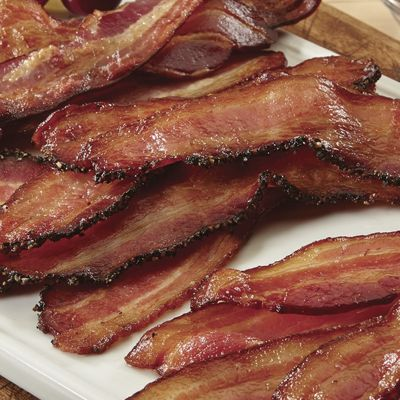 Wild Cherrywood Smoked Uncured Bacon/Smoked Bacon