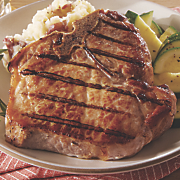 Pork Porterhouse