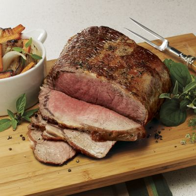 Prime Rib in Roasting Bag