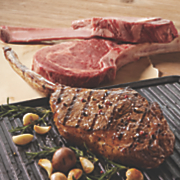 Tomahawk Rib Eye Steak