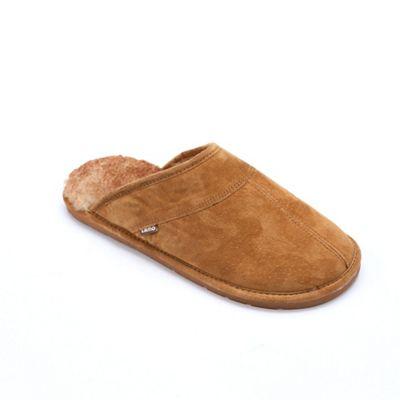 Men's Suede Slippers