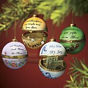 Family Keepsake Ornament