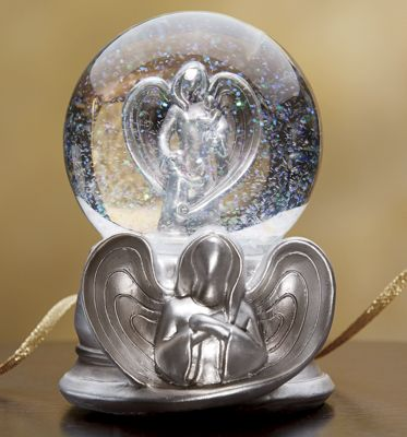 Angel Musical Waterglobe