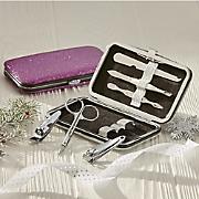 Glitter Manicure Set