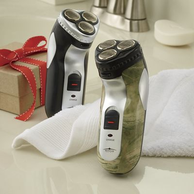Cordless Rechargeable Shaver by Meridian Point