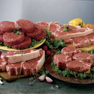 King-Size Steaks & Burgers