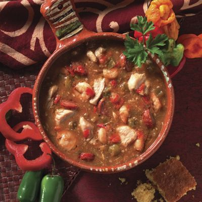 Sensational Savory Soups—Cajun Stew
