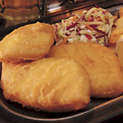 Pub-Style, Beer-Battered Cod