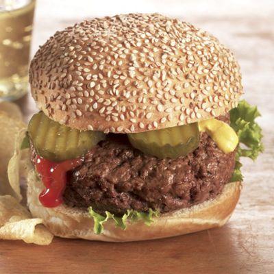 Sirloin Steak Burgers