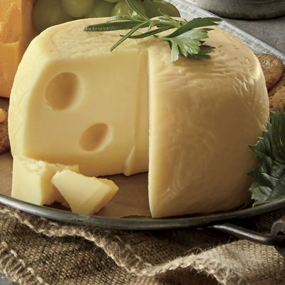Buttery Baby Swiss Cheese