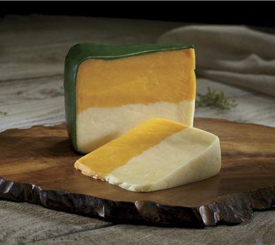 Irish Harp Cheddar Cheese