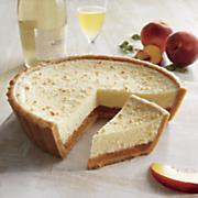 Peach Bellini Cheesecake