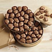 Caramel Pecan Clusters