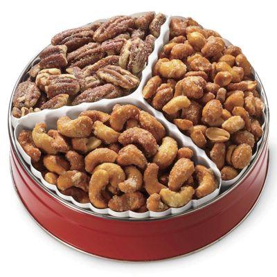 Honey Roasted Nut Trio