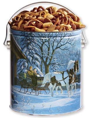Holiday Crunch Gift Tin