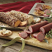 Sausage & Cheese Logs