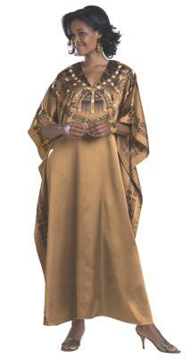 Bronze Beauty Caftan