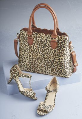 California Shoe and Tote Bag