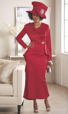 Irina Skirt Suit