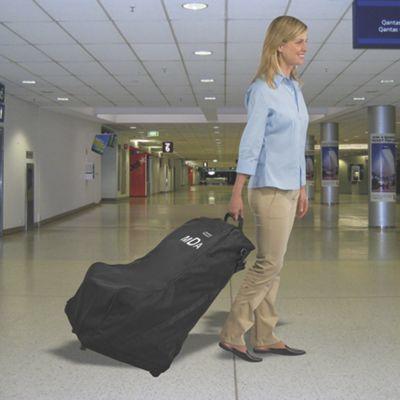 One Step Ahead Wheel Easy Car Seat Travel Bag