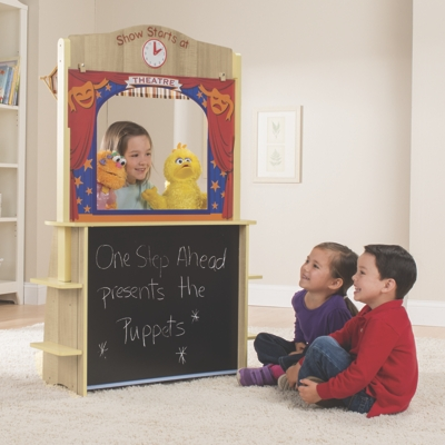 4-in-1 Role Play Theater