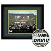 Personalized NFL Stadium Print