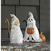 Costumed Cat Figurines