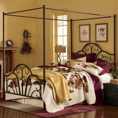 Hampton Canopy Bed