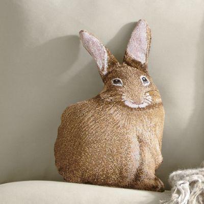 Hare Raising Pillow