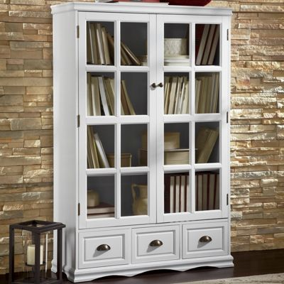 Saunders Cabinet From Seventh Avenue D741157