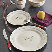 16 piece inspiration dinnerware & Dinnerware - Sets Dinner Plate Sets | Country Door