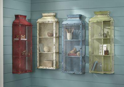 Delightful Rustic Medicine Cabinet