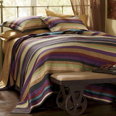 Yosemite Oversized Quilt and Sham